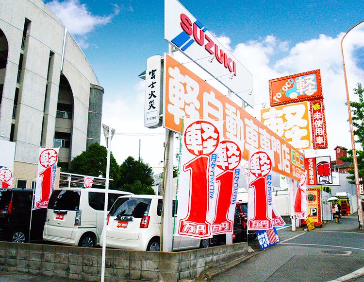 大阪・京都・神戸方面からもアクセスしやすい!ロココの地図をご紹介