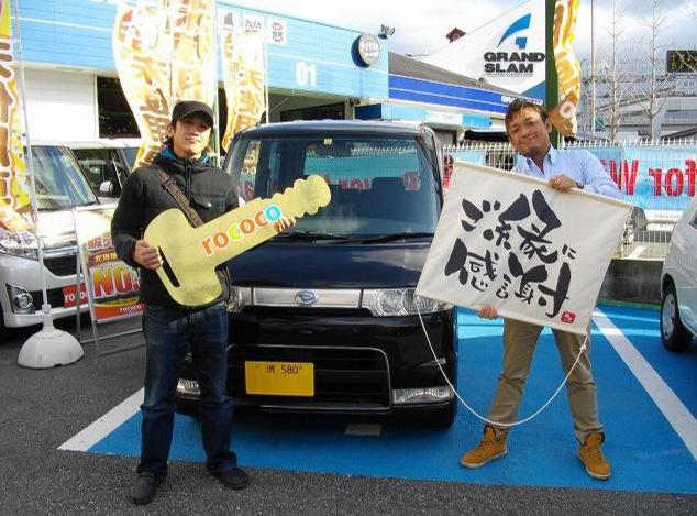 堺市 H様 - 納車時のお写真