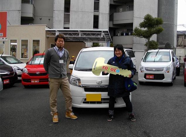 池田市 O様 - 納車時のお写真