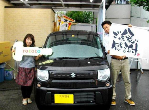 神戸市 Y様 - 納車時のお写真